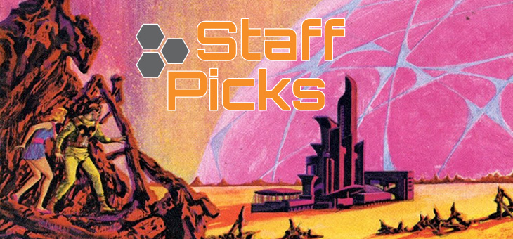 Staff Picks!