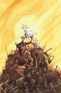 Quantum & Woody Goat #0