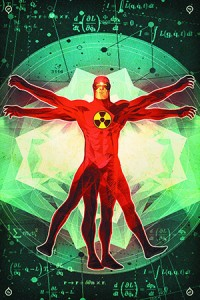 Solar Man Of The Atom #1